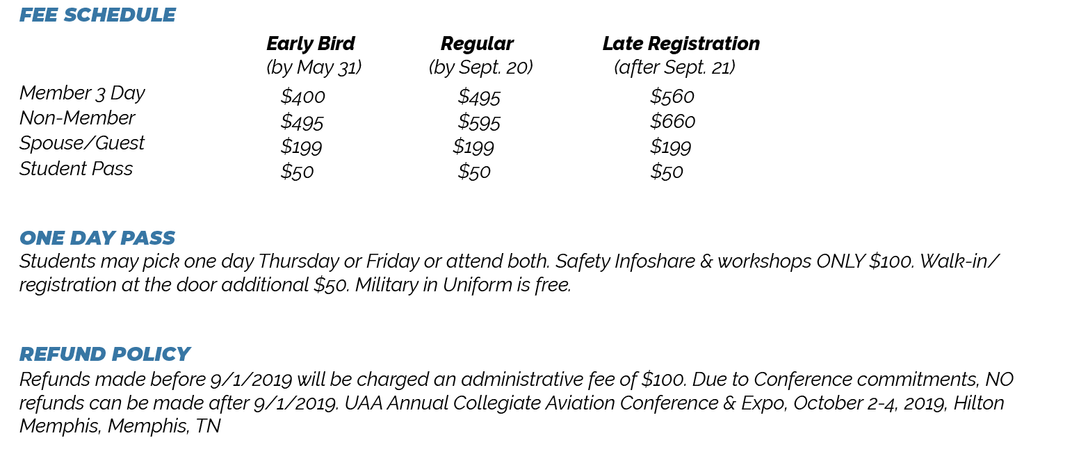 University Aviation Association